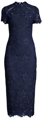 Shoshanna Kiriya Lace Sheath Dress