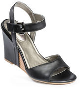 Me Too Lucie Leather Wedges