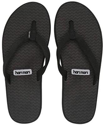 Hari Dunes (Dark Gray) Women's Sandals