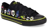 Converse Toddler Boy's Chuck Taylor All Star Halloween Low Top Sneaker