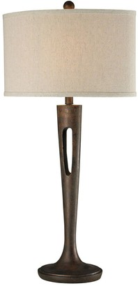 Dimond Martcliff Brushed Table Lamp