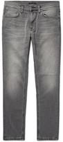 Nudie Jeans Lean Dean Slim-Fit Organic Stretch-Denim Jeans