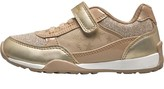 Geox Junior Girls Jocker Plus B Trainers Gold