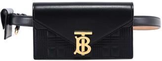 Burberry TB Logo Plaque Belt Bag