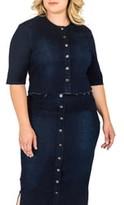 Standards & Practices Elanese Crop Denim Jacket
