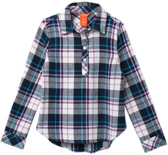 Joe Fresh Tunic Shirt (Little Girls & Big Girls)