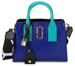 Marc Jacobs Zip Leather Satchel