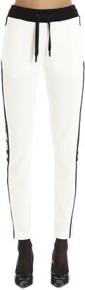 Dolce & Gabbana DQ Queen Drawstring Track Pants