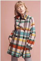 Siyu Tartan Wool Coat