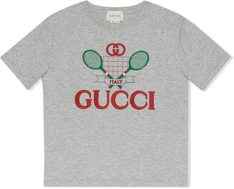 Gucci Kids Gucci Tennis T-shirt