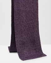 Ted Baker Ribbed knit scarf