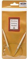 Tulip Needle Company 16 Knina Knitting Needles, 9/5.5mm by Needle Company