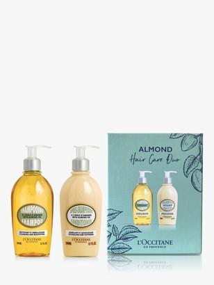 L'Occitane Almond Haircare Duo