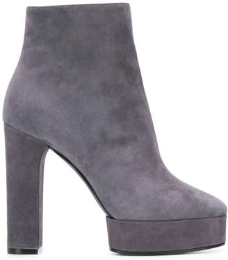Casadei Camos heeled ankle boots