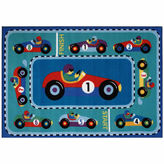Asstd National Brand Vroom Rectangular Rugs