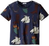 Dolce & Gabbana City Western T-Shirt (Toddler/Little Kids)