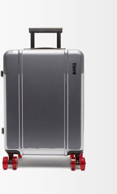 Floyd Hardshell Cabin Suitcase - Grey