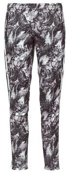 Converse STAR CHEVRON FEATHER PRINT TRACK PANT women's Sportswear in Black