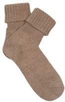 Falke Striggings wool-blend socks