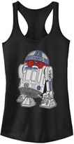 Star Wars Unbranded Juniors' R2-D2 Bow Tie Tank Top