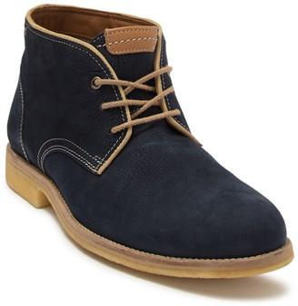 Johnston & Murphy Howell Leather Chukka Boot