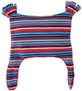 Jo-Jo JoJo Maman Bebe Polarfleece Jester Hat (Baby) - Rainbow-0-12 Months