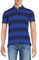 Gant Striped Polo Shirt