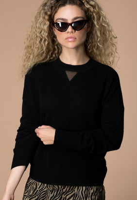 Singer22 Lilo Long Sleeve Crewneck Sweater