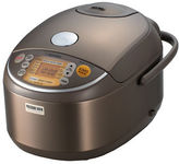 Zojirushi Pressure 10-Cup Rice Cooker