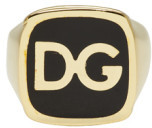 Dolce & Gabbana Gold Ring