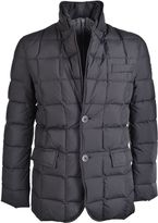 Fay Double Collar Padded Jacket