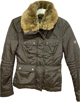Belstaff Brown Polyester Coats