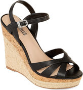 STYLE CHARLES Style Charles Adel Womens Wedge Sandals