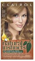 Clairol Natural Instincts, 8 / 5 Champagne on Ice Medium Natural Blonde, Semi-Permanent Hair Color, 1 Kit