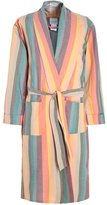 Paul Smith Pau Smith Men's Artist Stripe Robe Muti Cooured