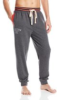 Kenneth Cole Reaction Men's Fleece Back Jersey Jogger