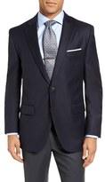Peter Millar Men's 'Flynn' Classic Fit Navy Wool Blazer