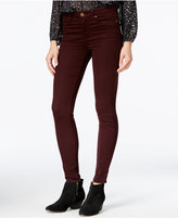 Sanctuary Robbie High-Waist Colored Wash Skinny Jeans