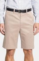 Nordstrom Men's Smartcare(TM) Flat Front Shorts
