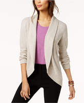 Style&Co. Style & Co Shawl-Collar Cardigan, Created for Macy's