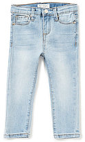 Jessica Simpson Little Girls 2T-6X Denim Skinny Jeans