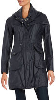 Laundry by Shelli Segal Anorak Hooded Coat