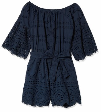 Sperry Women's Off The Shoulder Romper