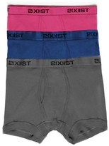 2xist 3-Pack Cotton Boxer Briefs
