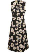Marni Whisper Print A-line Dress