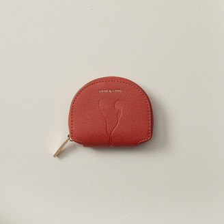Love & Lore Love And Lore Earbud Case Red