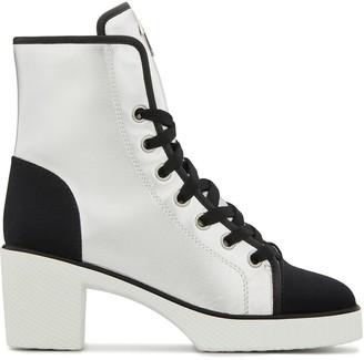 Giuseppe Zanotti Nidir chunky-heel ankle boots