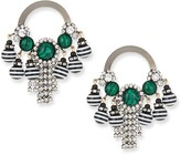 Thumbnail for your product : Elizabeth Cole Callie Drop Earrings