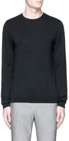 Topman Cotton knit sweater