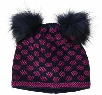 Sterntaler Girl's Strickmutze Beanie hat